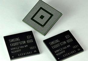 Samsung представила двухъядерный мобильный процессор