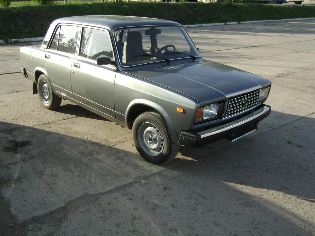 Продажа Лада 21 7 (ВАЗ 21 7) в России