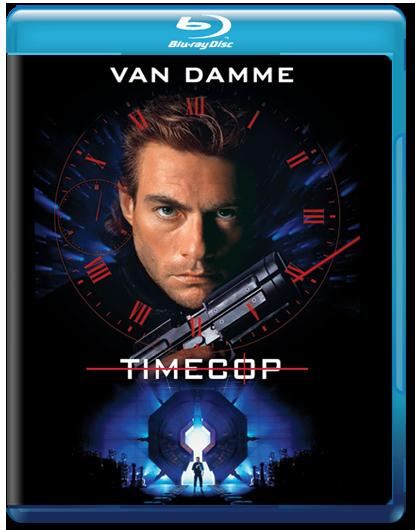 Патруль времени / Timecop (1994) BDRip 720p