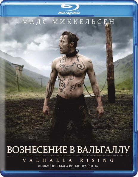 Вальгалла: Сага о викинге / Valhalla Rising (Николас Виндинг Рёфн / Nicolas Winding Refn) [2009, Боевик, Приключения, HDRip] MVO