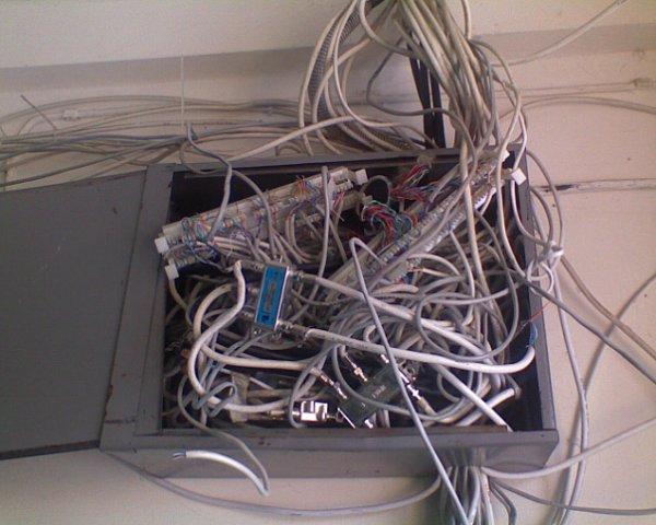 Домашняя кабельная сеть