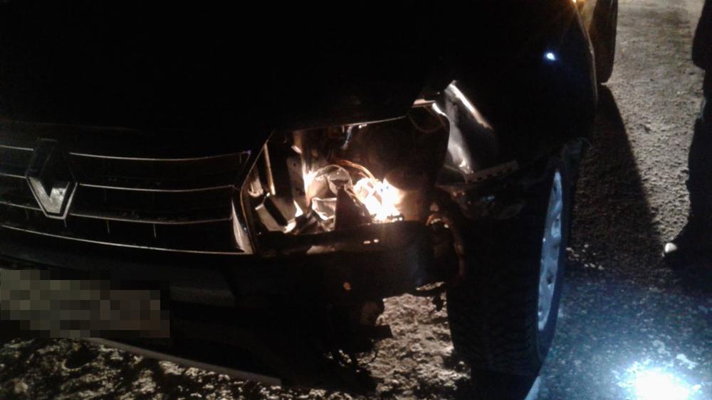 Шофёр Рено насмерть сбил пешехода натрассе Нефтекамск-Калтасы вБашкирии