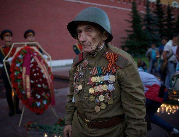 Последний солдат далёкой войны