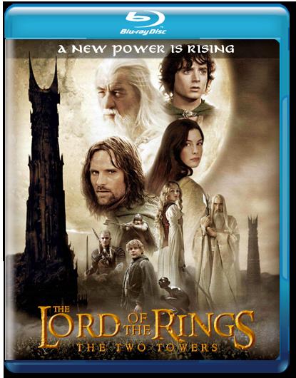 Властелин колец: Две крепости / The Lord of the Rings: The Two Towers (Питер Джексон / Peter Jackson) [2002 г., приключения, фэнтези, HDTVRip] [Режиссерская версия / Director's cut] Dub