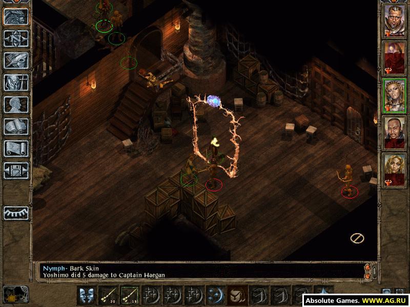 Игру Baldurs Gate