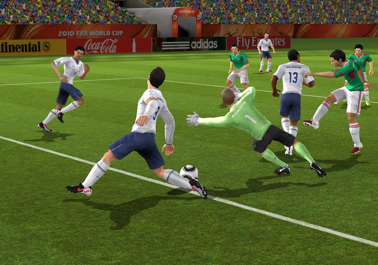 2010 Fifa World Cup Download Game