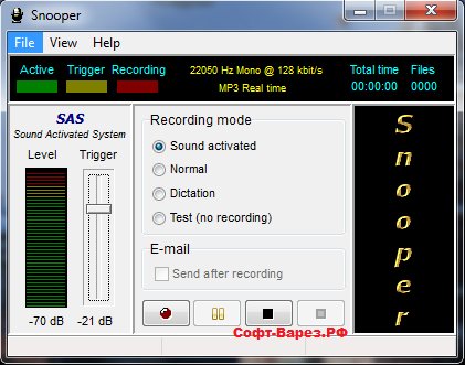 Snooper 1.37.2 + crack