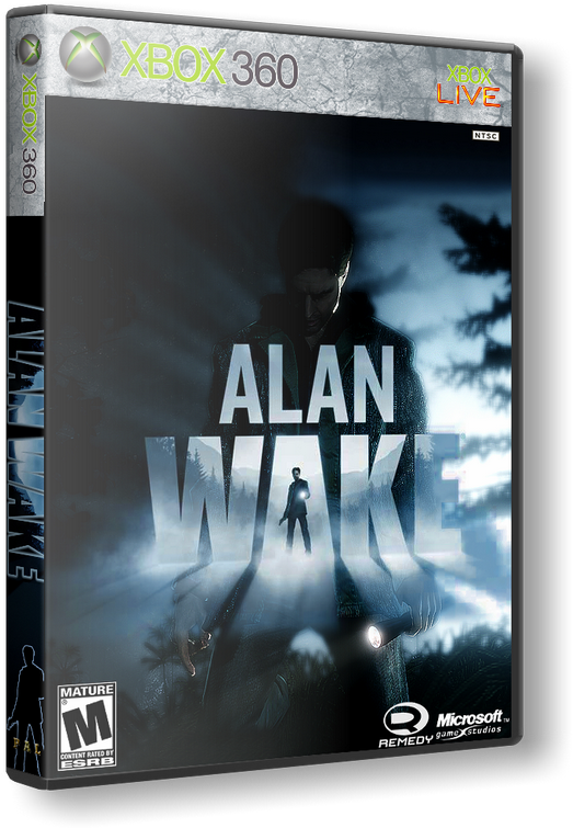 Alan Wake Limited Collector's Edition (Bonus Disc) [Region Free/ENG]