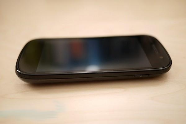 Samsung Nexus S ,Обзор.