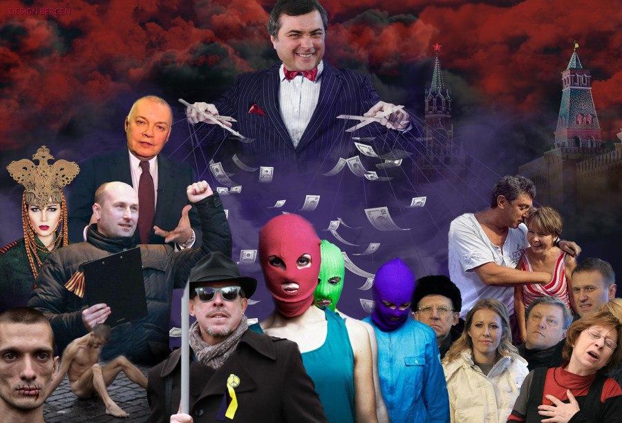 Права попугаев Путина