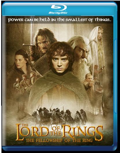Властелин колец: Братство Кольца / The Lord of the Rings: The Fellowship of the Ring (Питер Джексон / Peter Jackson) [2001 г., приключения, фэнтези, HDTVRip] [Режиссерская версия / Director's cut] Dub